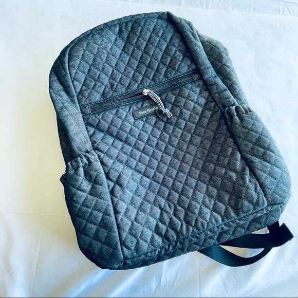 Brand new Vera Bradley Charcoal gray backpack